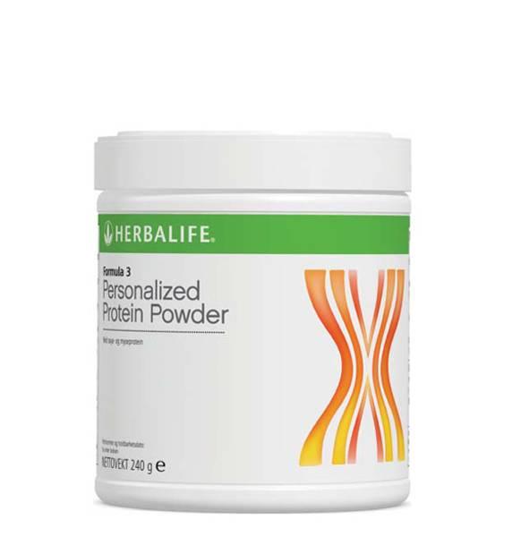 Herbalife Formula 3 Protein pulver - 1 boks